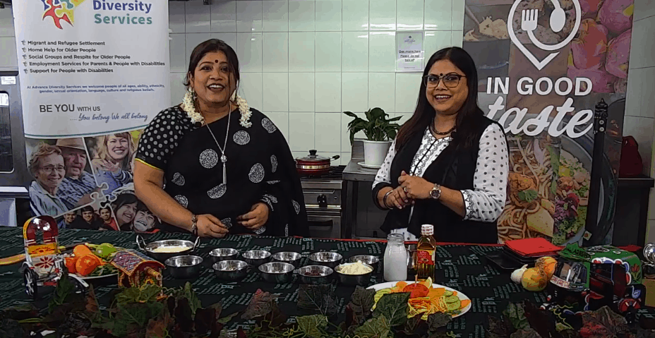 New videos tingle tastebuds and celebrate mother languages