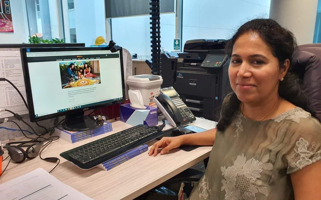 Radhika: 'ADS guided me to reach my goals.'
